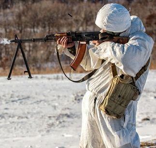 кулемет Калашникова пкм