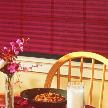 Фото - Плісе-жалюзі - оригінальна прикраса пластикового вікна