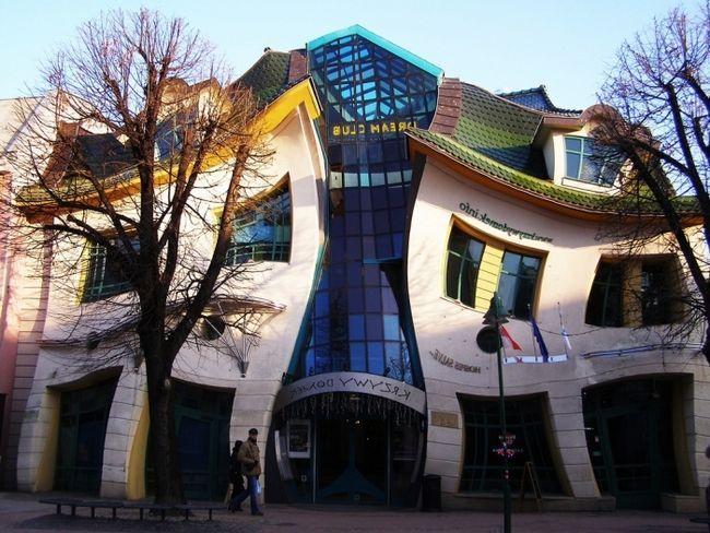 постмодернізм архітектура