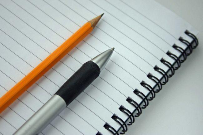 як написати нарис