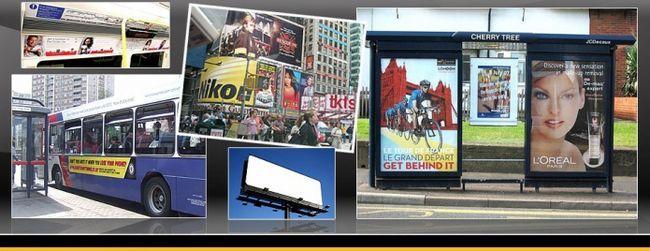 Фото - Приклад реклами товару. Види реклами