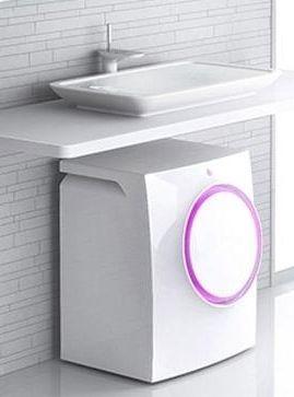 Фото - Раковина під пральну машину - практичний вибір