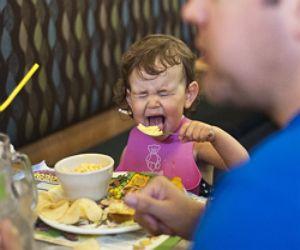 Фото - Ресторан з дитячою кімнатою - смачне і веселе місце