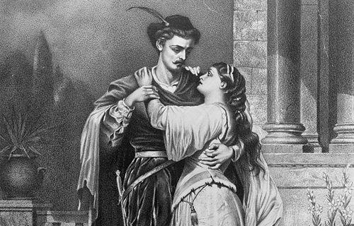 Ромео і Джульєтта хто написав