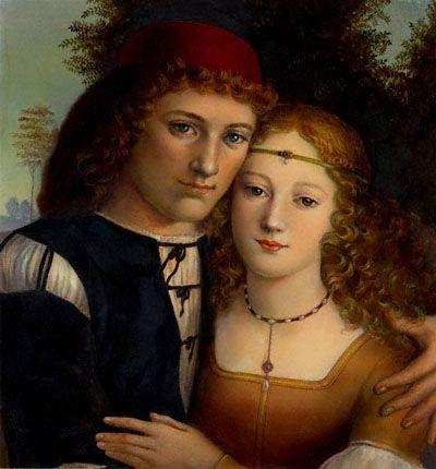історія Ромео і Джульєтти