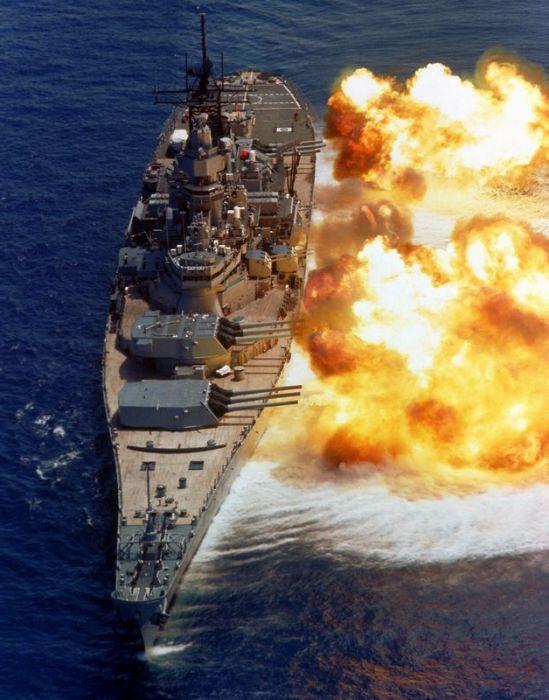 сучасні військові кораблі