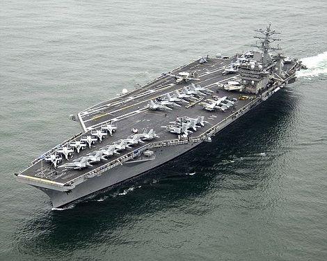 найбільші військові кораблі
