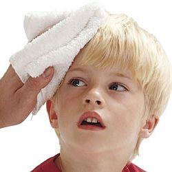 шишка на голові у дитини
