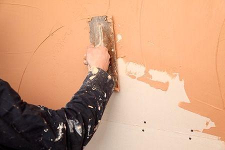 шпаклівка стін під фарбування