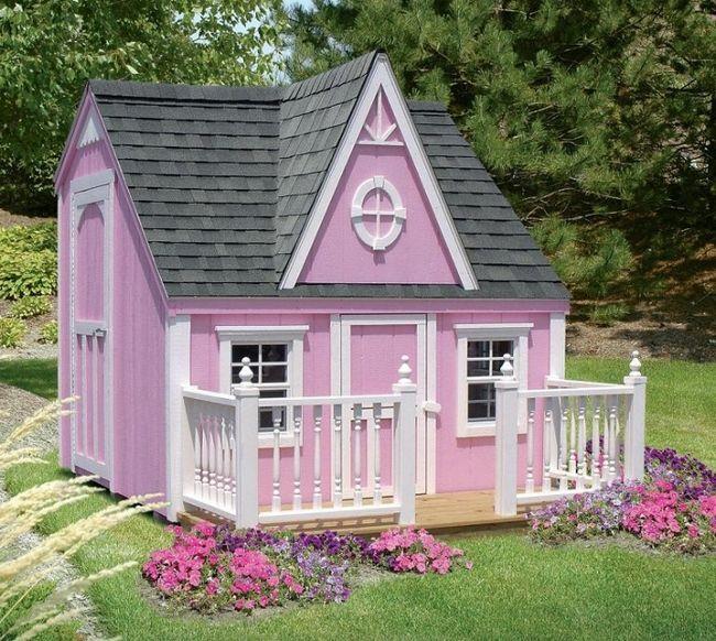 Фото - Власний будиночок для дитини - виконання дитячої мрії