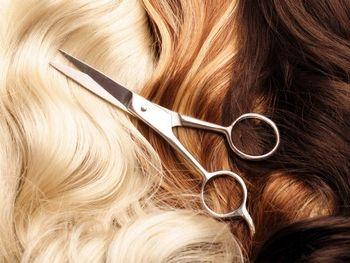 У сні відстригти волосся