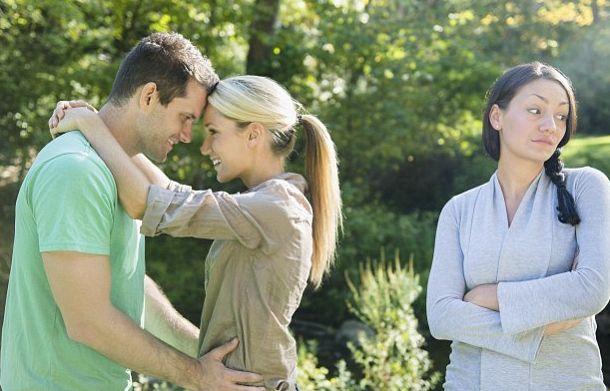 як відворотом чоловіка від коханки