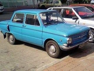 Фото - Способи тюнінгу вітчизняного автомобіля ЗАЗ-968