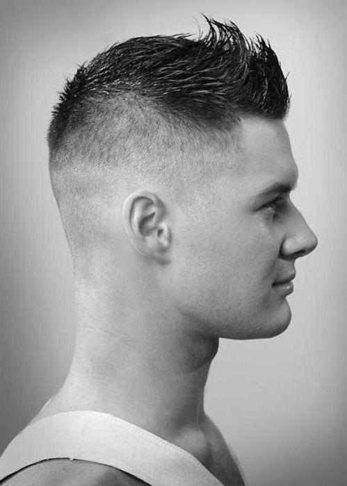 Фото - Стрижка на коротке волосся - чоловіча краса і стиль