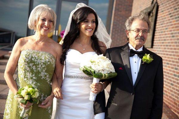 Весільні привітання від батьків нареченої