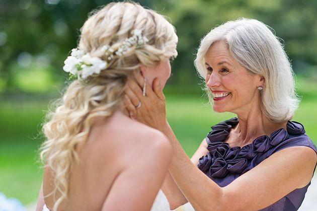 Весільні привітання молодятам від батьків