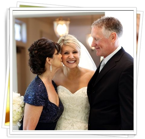 Весільне привітання в прозі батьків
