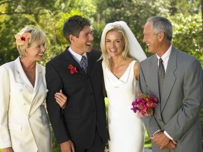 Весільні привітання від батьків вірші