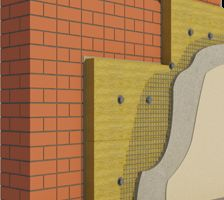 Теплоізоляція фасаду
