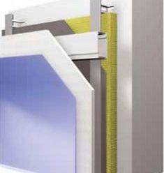 Система теплоізоляції фасадів