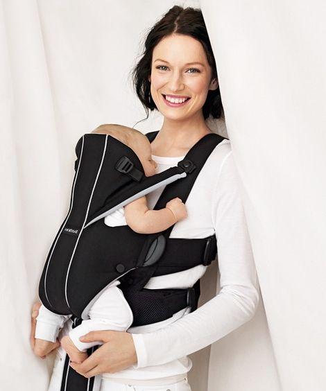 Фото - Зручність і користь рюкзака-кенгуру для новонароджених