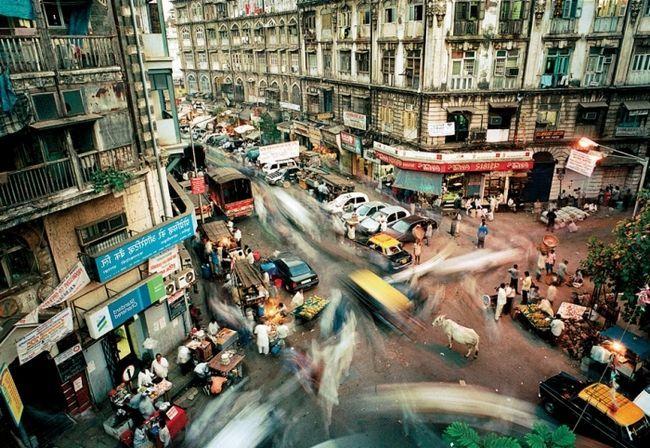 приклади урбанізації