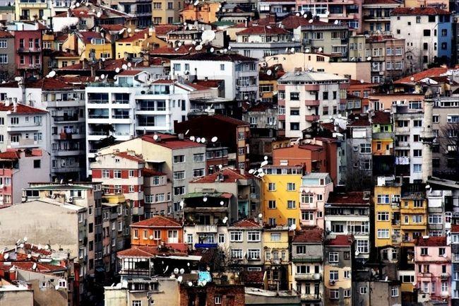 форми урбанізації