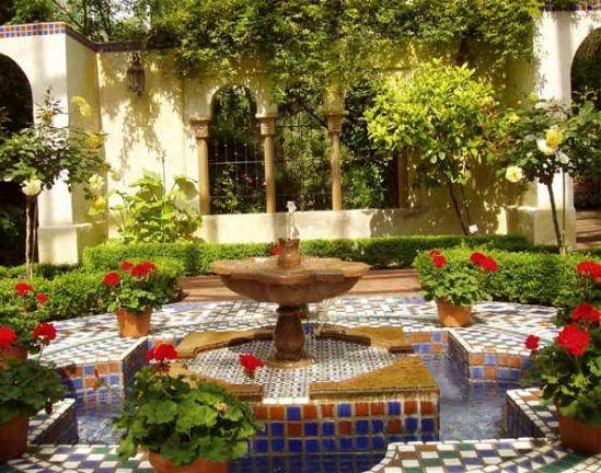 Фото - Влаштовуємо садовий фонтан