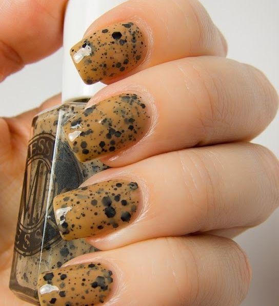 Фото - У гонитві за модою: лак для нігтів з ефектом перепелиного яйця