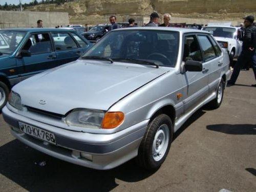 Фото - ВАЗ 21015 - народний автомобіль в новій обгортці