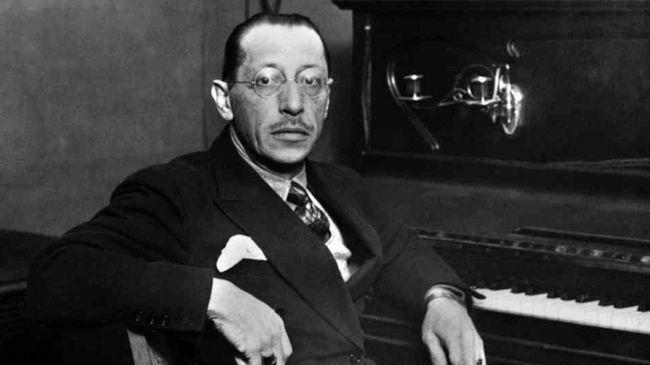 великий російський композитор