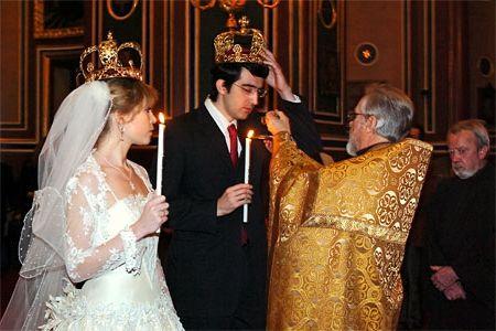 церемонія вінчання