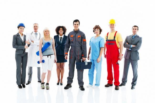 Фото - Види професій та їх опис. Види робіт і професій