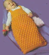 В'язання для новонародженої дівчинки спицями