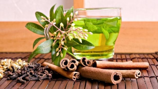 чай з лавровим листом