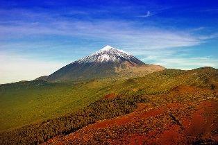 Фото - Вулкан Тейде - перлина Канарських островів