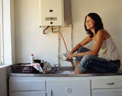 Фото - Вибираємо проточний водонагрівач для квартири