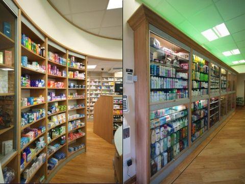 Мерчандайзинг в аптеці