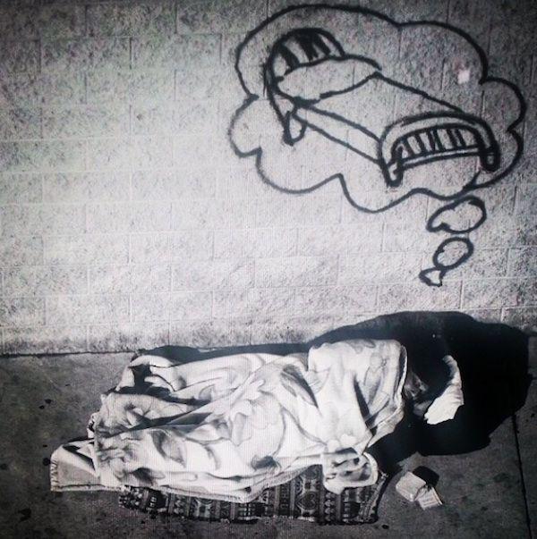 Фото - А ви знаєте, до чого сниться бомж?