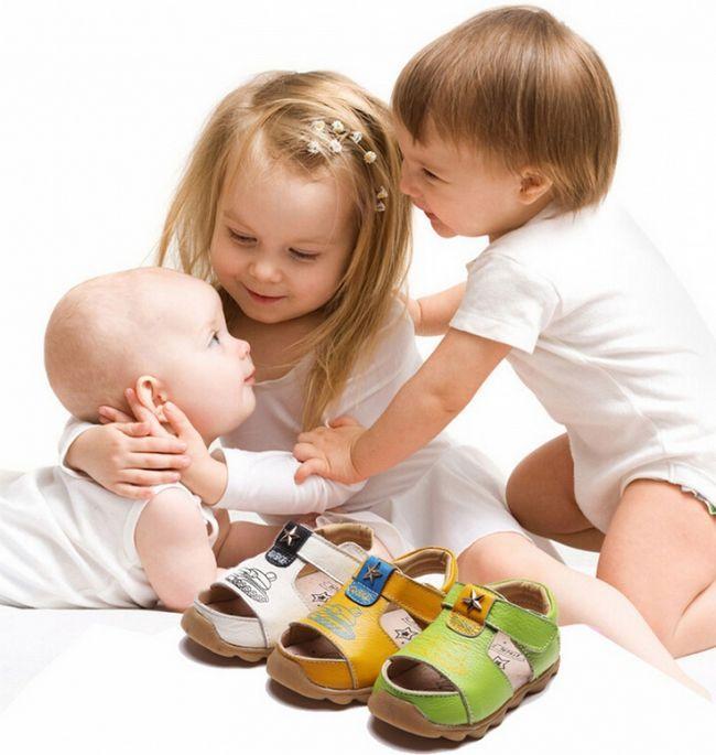 Фото - Антіварусная взуття для дітей: значення, правила вибору