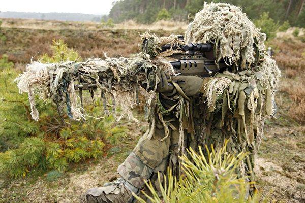 Фото - Що таке ДРГ? Організація, тактика дій і озброєння ДРГ