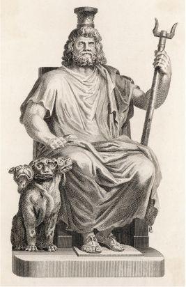 Фото - Доевнегреческій бог плутон