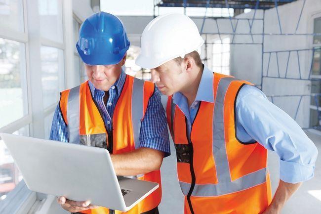 виробництво будівельно монтажних робіт