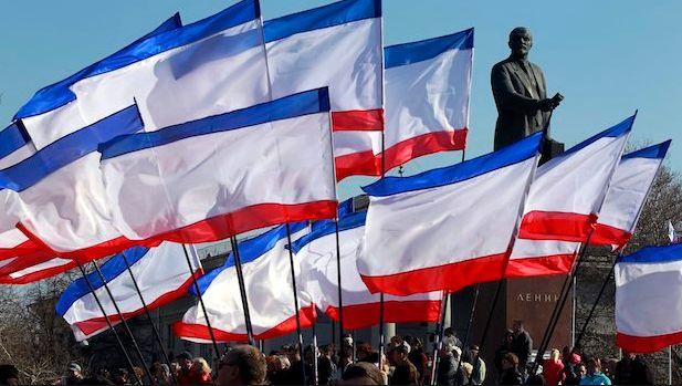 Фото - Прапор криму - втілення мужності, чесності і свободи