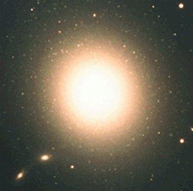 Фото - Галактики. Види галактик у всесвіті