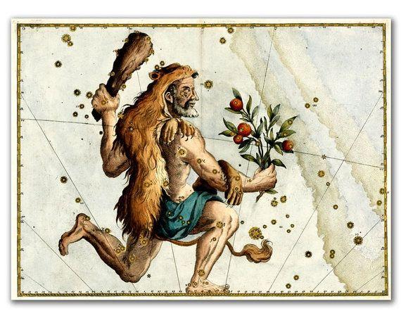 Найбільша зірка сузір'я Геркулес