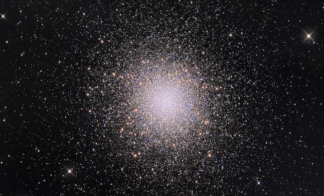 Найбільша відома нам зірка в сузір'ї Геркулеса