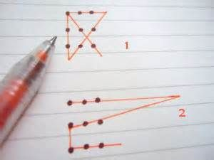 Фото - Головоломка про те, як з'єднати 9 точок 4 лініями, та аналогічні їй завдання