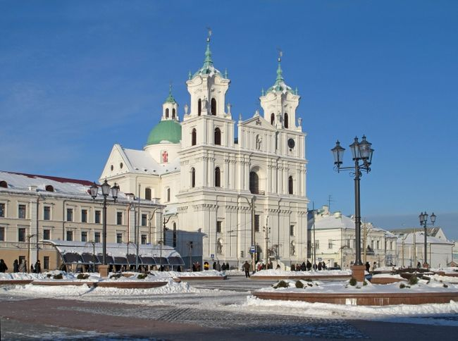 Фото - Гродненська єпархія: православна і католицька