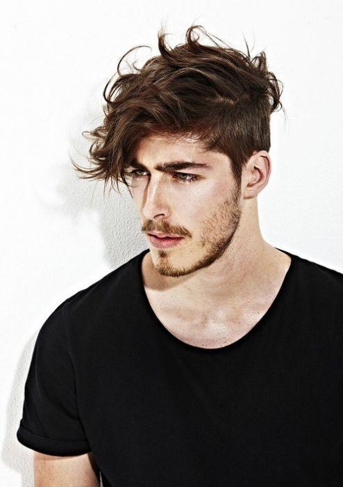 хіпстерскіе зачіски чоловічі